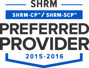 SHRM SEAL-Preferred Provider